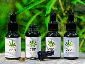 Looking for CBD products? Stop by Gamber Liquors today!